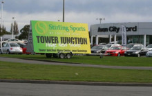 trailer advertising events